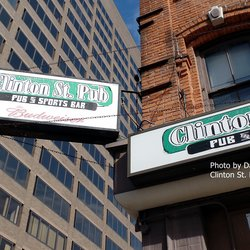 Clinton Street Pub moves away from College Bar Identity