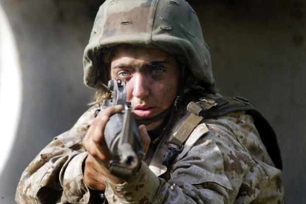 HE SAID SHE SAID: Women in Combat
