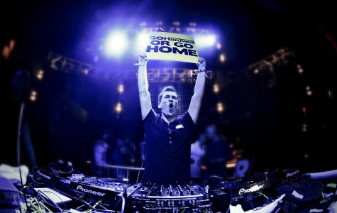 Internationally known DJ, Hardwell, set to play the F Shed