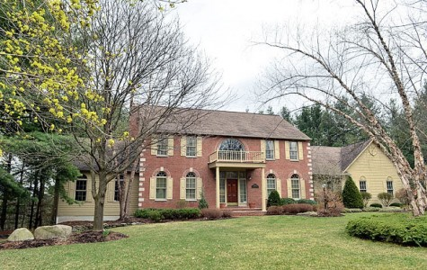 Le Moyne says goodbye to the house worthy of a president