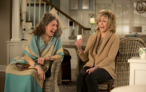 Netflix and Chill with Gabbi: Grace and Frankie