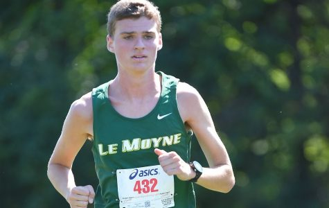 Le Moyne Cross Country Moving Up