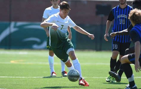 Men's Soccer Falls to Adelphi