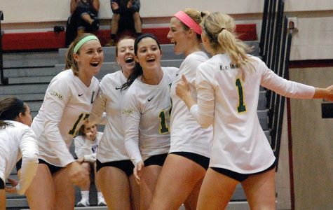 Phins' Volleyball Off to Great Start