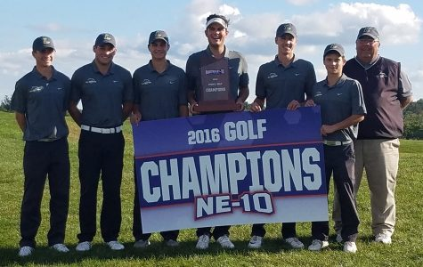 'Golfin Dolphins are Conference Champs