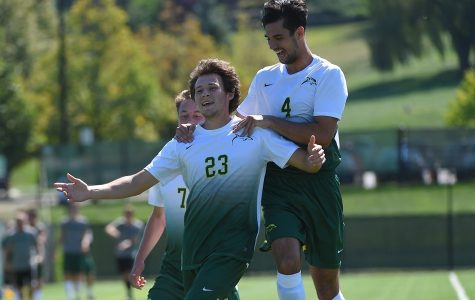 Men's Soccer Competing for High Seed in Conference Tournament