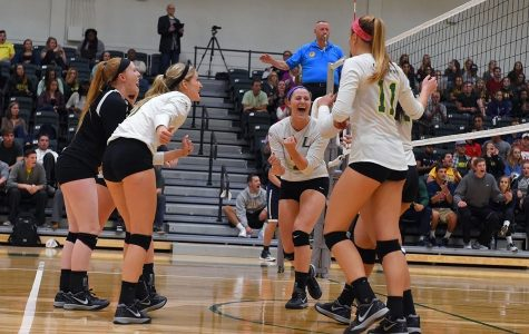 Le Moyne Volleyball Team Shines in Newly Renovated Gym Debut