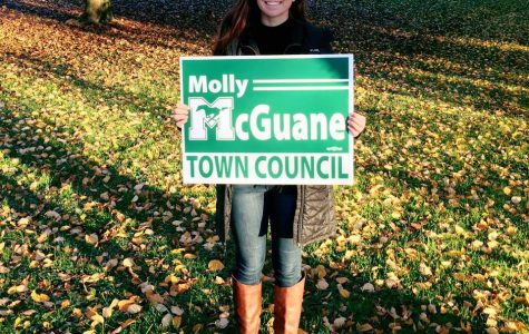 Local young politician Molly McGuane on the rise