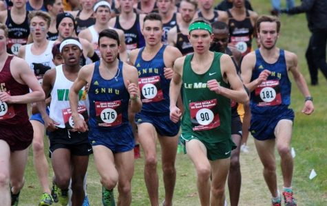 Men and Women's Cross Country in NCAA East Regional