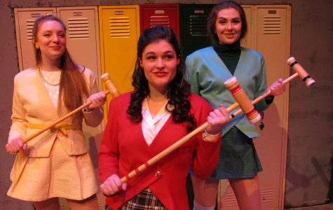 """Heathers"" Is Messed Up, Big Fun: Review"
