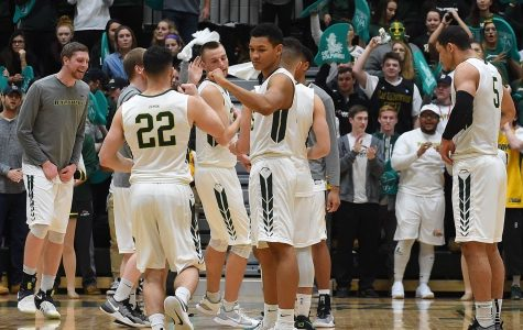 Le Moyne Men's Basketball Still Rollin'