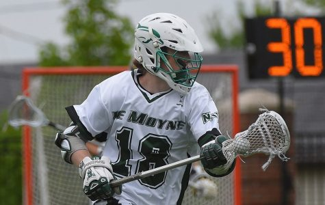 Le Moyne Lacrosse Upset by Southern New Hampshire