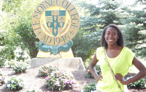 Through My Spectacles: Le Moyne Was Everything