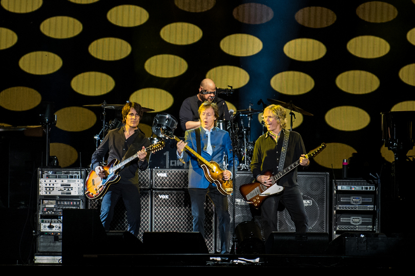 Paul McCartney Brings Beatlemania to Syracuse