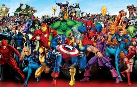 How Superhero Films are Saving the Box Office