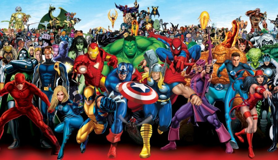 Photo Courtesy of Marvel Heroes Forum.