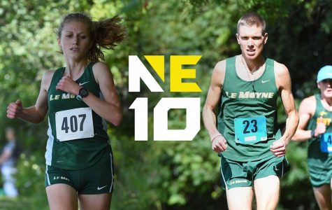 Men's and Women's XC compete at NE-10 Championships