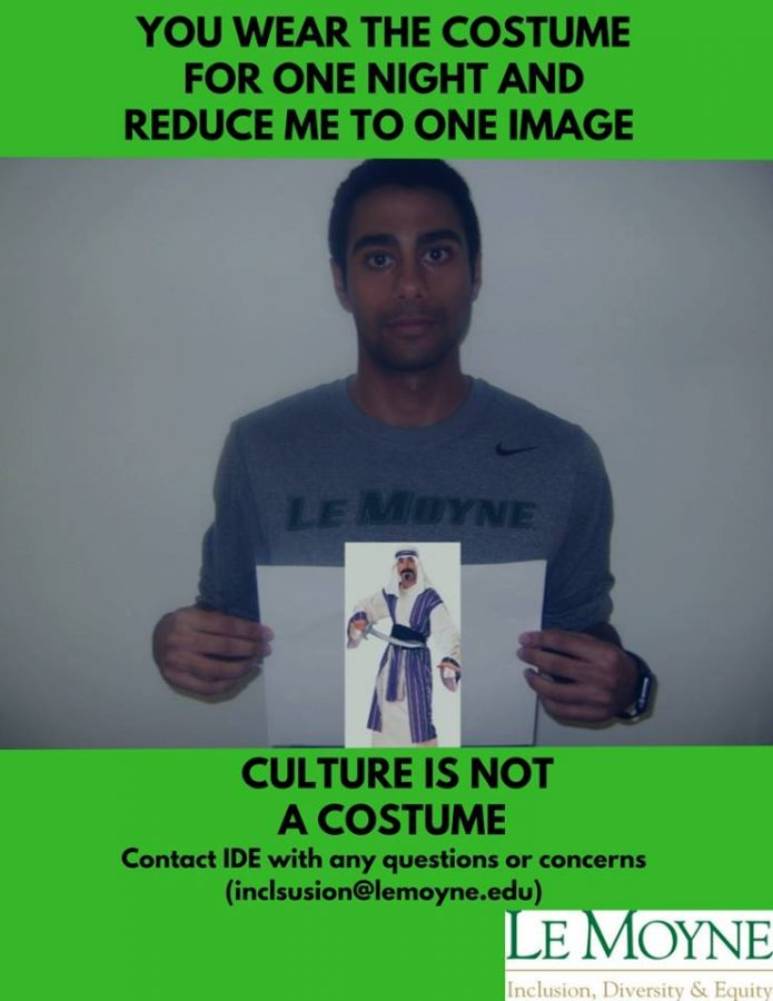 CULTURE IS NOT A COSTUME