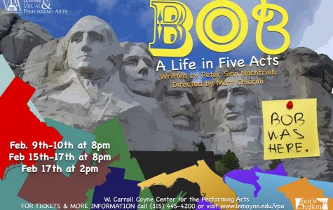 Bob: A Life in Five Acts Review