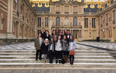 Le Moyne Students Experience a New Culture