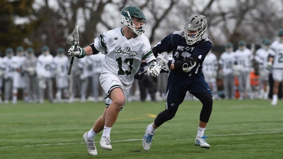 #2 Le Moyne Men's Lacrosse Looking Strong to Open the Season
