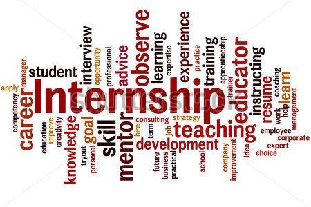 Internships and Volunteering Tips