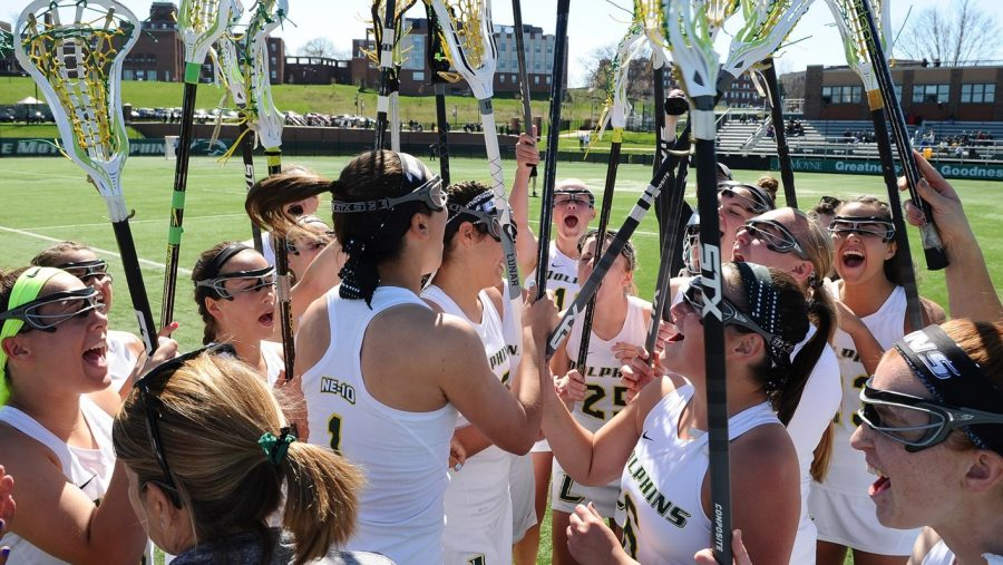 4th Ranked Le Moyne Women's Lacrosse Impresses on Opening Day
