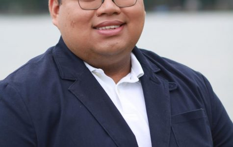 Anthony Pham: Editor in Chief