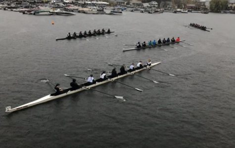 Le Moyne Crew Team Competes in Annual Head of the Fish Regatta