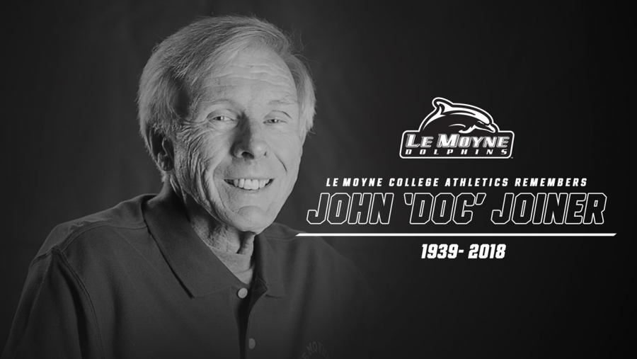 John+%E2%80%9CDoc%E2%80%9D+Joiner%2C+a+Longtime+Le+Moyne+Athletics+Employee%2C+Passes+Away