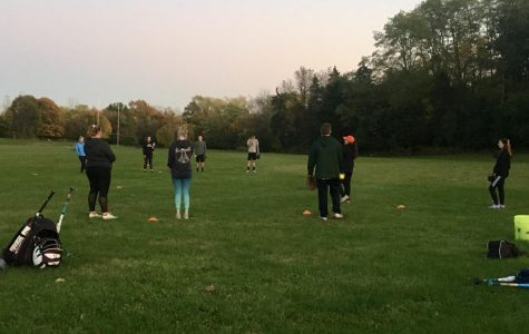 New Club Softball Team Steps up to Bat