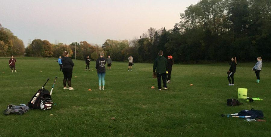 New Club Softball Team Steps up to Bat