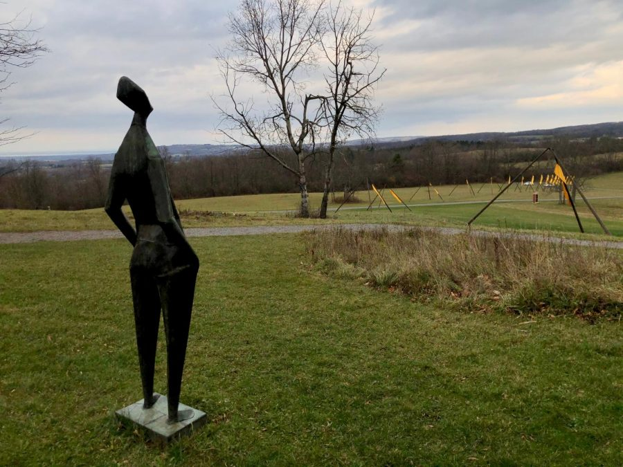 Stone Quarry Hill Art Park Puts Nature and Art in Dialogue